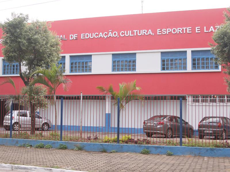 Sede da Secretaria de Educação
