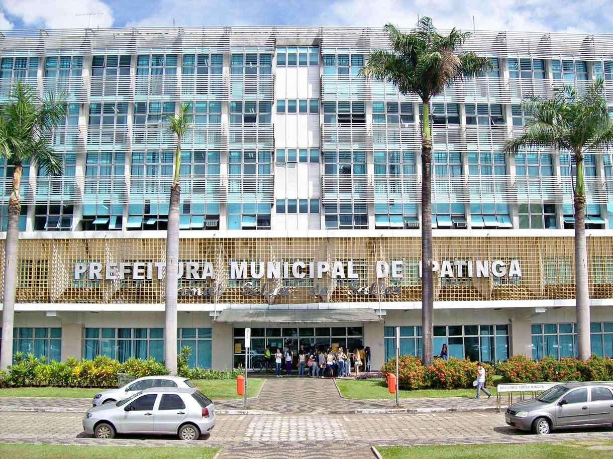 Prédio da Prefeitura de Ipatinga