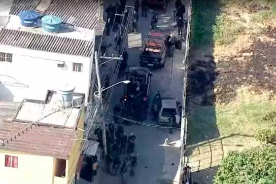 PM do Rio de Janeiro mata nove pessoas em operação em favelas
