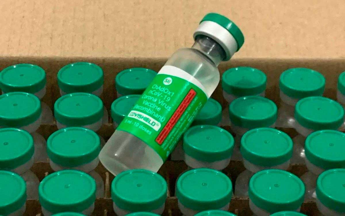 Vacina de Oxford, produzida em parceria com a Fiocruz