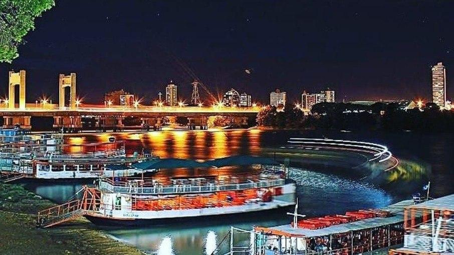 Rio são francisco em Petrolina