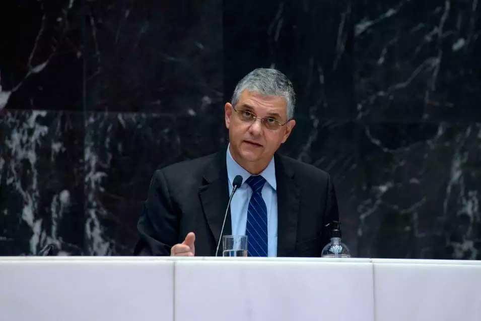 Gustavo Barbosa participou de reunião com deputados estaduais na ALMG