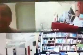 Advogado é filmado fazendo sexo durante audiência virtual no Peru