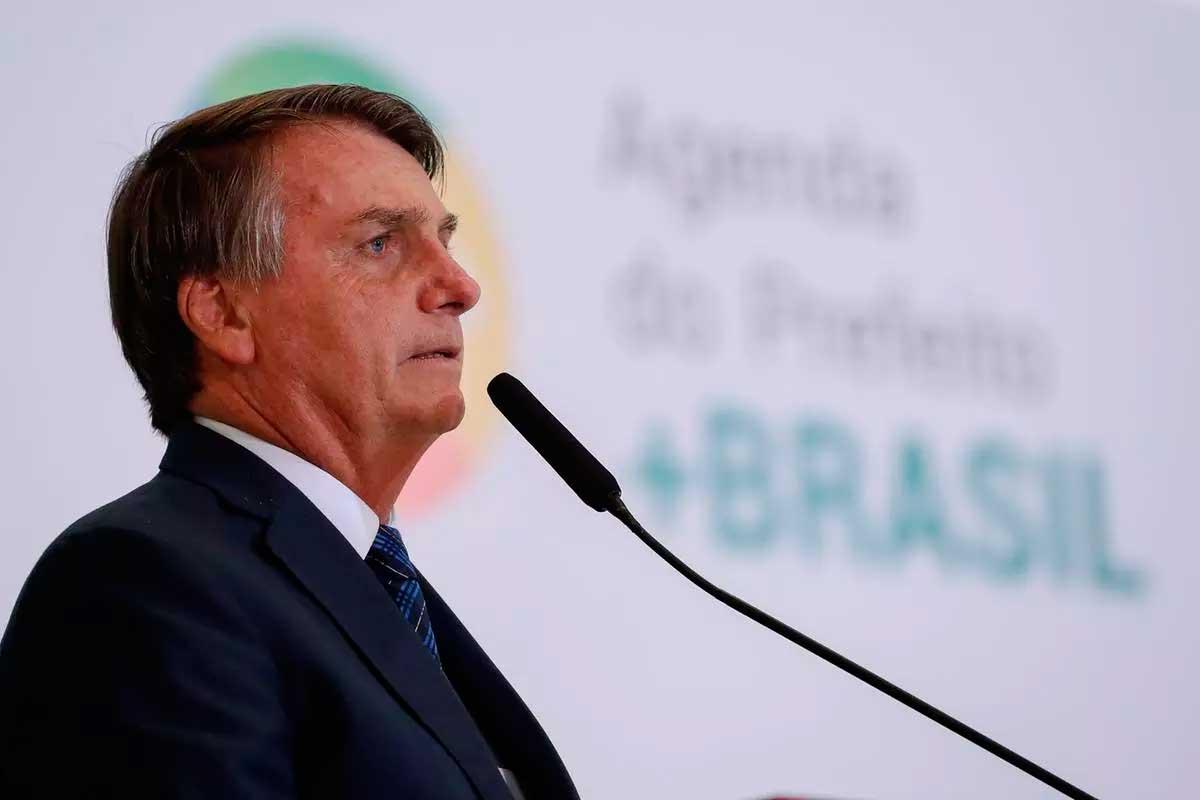 ovem é preso em Uberlândia por incitar ameaças contra Bolsonaro em rede social  Foto: Alan Santos/PR / fotos públicas