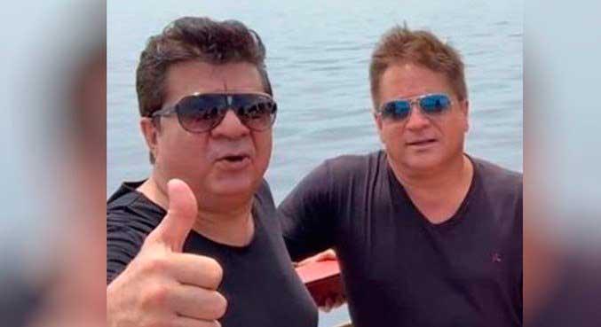 Passim e Leonardo eram amigos há 30 anos REPRODUÇÃO
