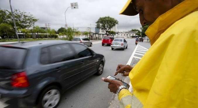 Mudanças no Código de Trânsito foram aprovadas no ano passado pelo Congresso RUBENS CAVALLARI/FOLHAPRESS - 14.12.2016
