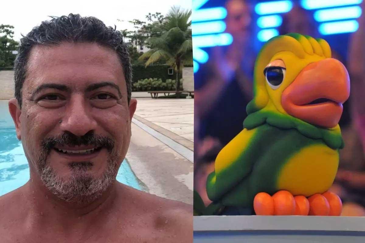 Tom Veiga deu vida ao boneco Louro José por mais de 20 anos  Foto: Reprodução Instagram