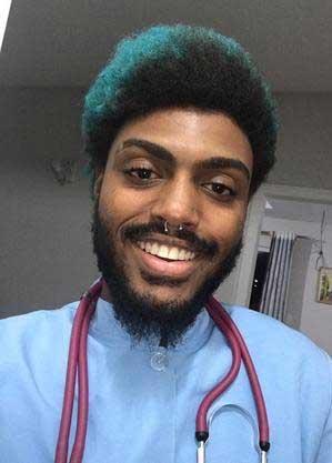 Bruno Eulálio Santos, 22 anos