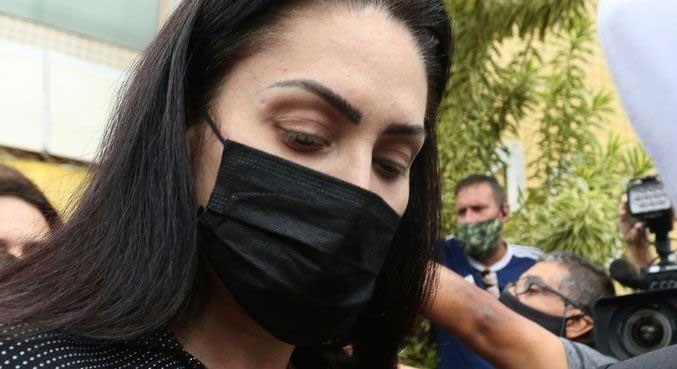 Novas cartas de Monique Medeiros foram obtidas pela Record TV Rio TÂNIA RÊGO/ AGÊNCIA BRASIL