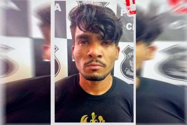 Lázaro Barbosa de Sousa, 32 anos,
