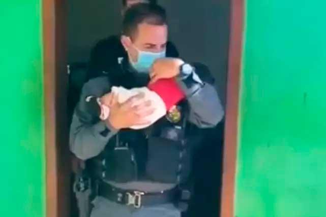 Criança de dois meses foi usada para pagamento de dívida com traficantes por mãe no Mato Grosso