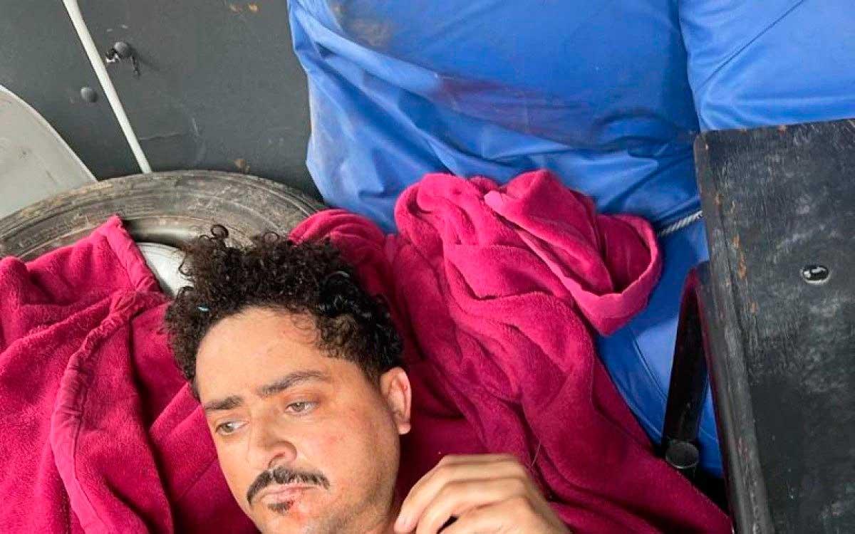Miliciano Ecko é preso em operação da Polícia Civil Reprodução/ Agência O DIA