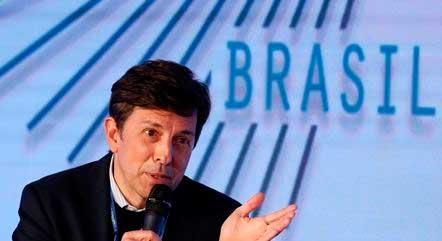 Amoedo conquistou 2,5% dos votos válidos em 2018 PAULO WHITAKER/REUTERS - 7/8/2018