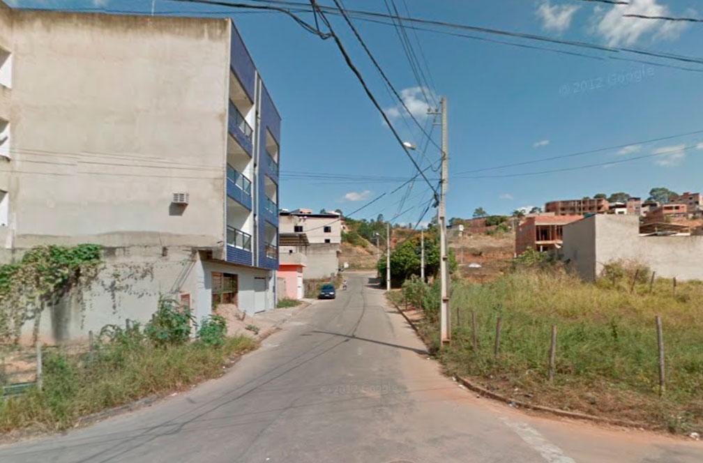 rua Noel Rosa, no Cidade Nova, em Santana do Paraíso