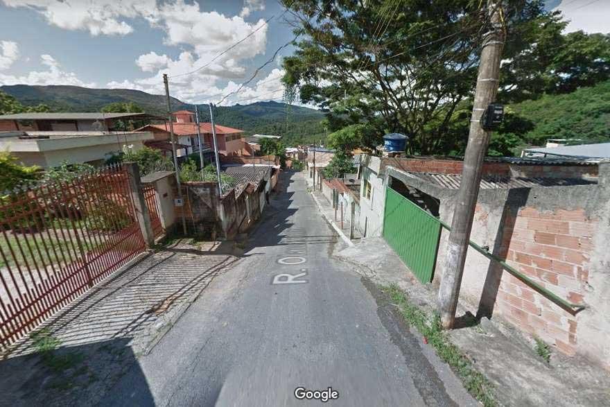 Crime aconteceu na casa da família no bairro Vila Aparecida, em Nova Lima Foto Foto: Google Street View/Reprodução