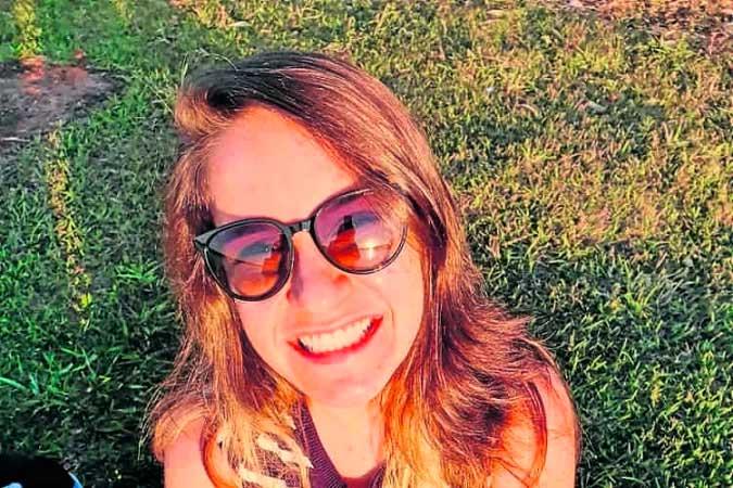 Vitória Caron Reis é advogada e tem 30 anos - (crédito: Arquivo Pessoal)