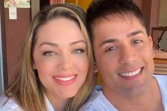 Tania Mara e Tiago deram um tempo na relação Foto Foto: Reprodução/Instagram