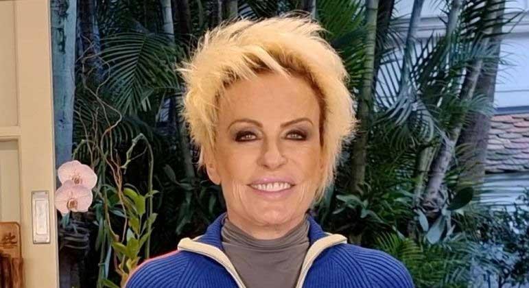 Ana Maria Braga é hospitalizada após diagnóstico de covid-19 REPRODUÇÃO/INSTAGRAM