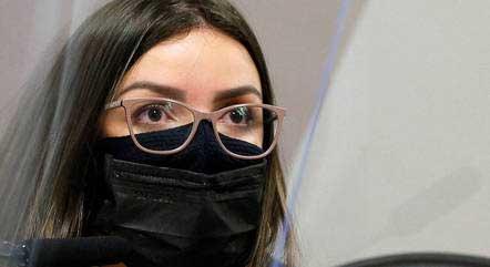 Emanuela Medrades, da Precisa Medicamentos ADRIANO MACHADO/REUTERS - 14.07.2021