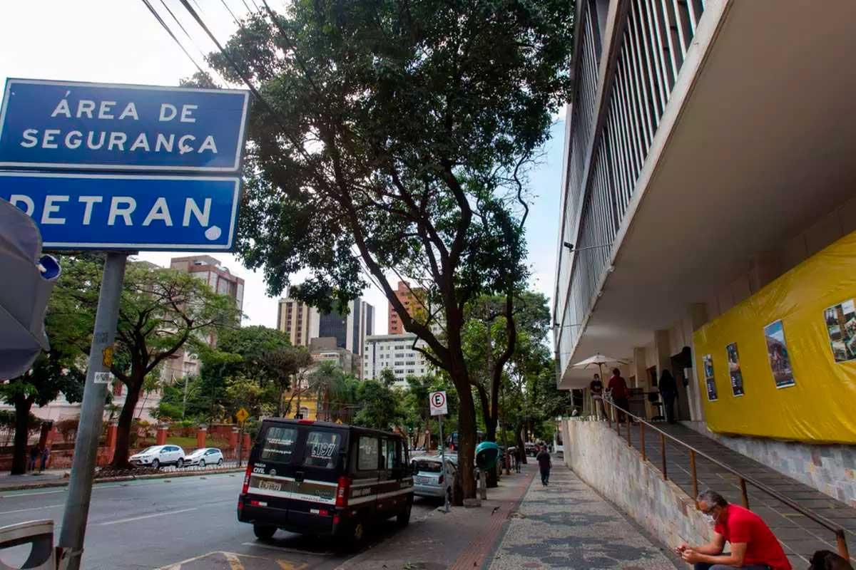Atuação do Detran em Minas foi alvo de ação da PGR Foto Foto: Alexandre Mota