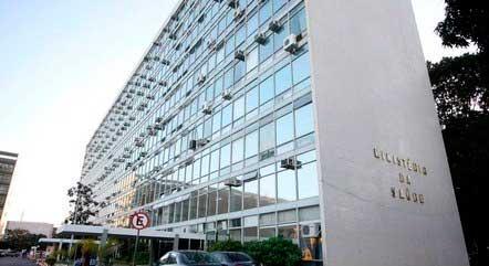 Ministério da Saúde, em Brasília