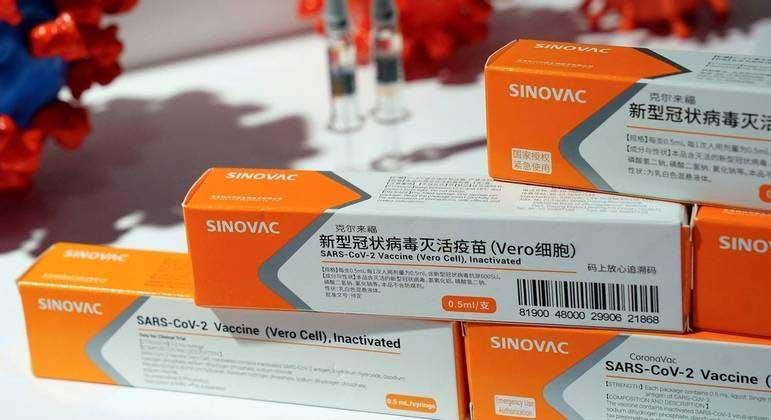 Vacina da Sinovac é uma das que estão sendo usadas na campanha de imunização chilena TINGSHU WANG/REUTERS