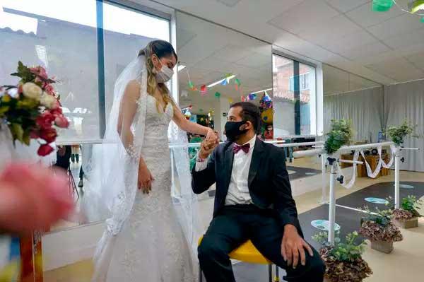 Casamento no Hospial