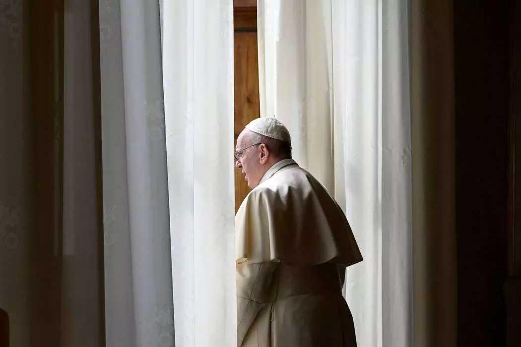 Papa Francisco Foto Foto: Vaticano/Reuters