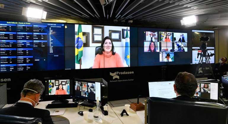 Projeto foi aprovado por 69 votos a zero e segue agora para sanção presidencial LEOPOLDO SILVA/AGÊNCIA SENADO