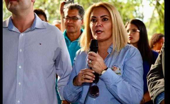 Ana Cristina foi casada por 10 anos com Jair Bolsonaro Divulgação / Podemos