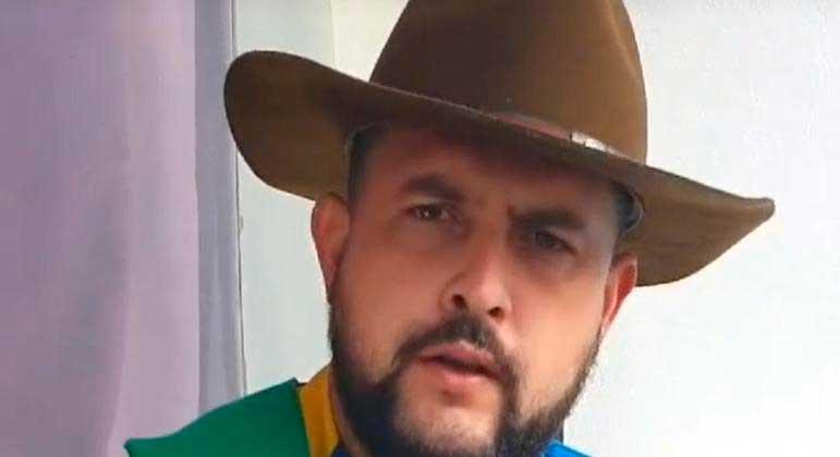 Zé Trovão teve pedido de habeas corpus negado INSTAGRAM/REPRODUÇÃO