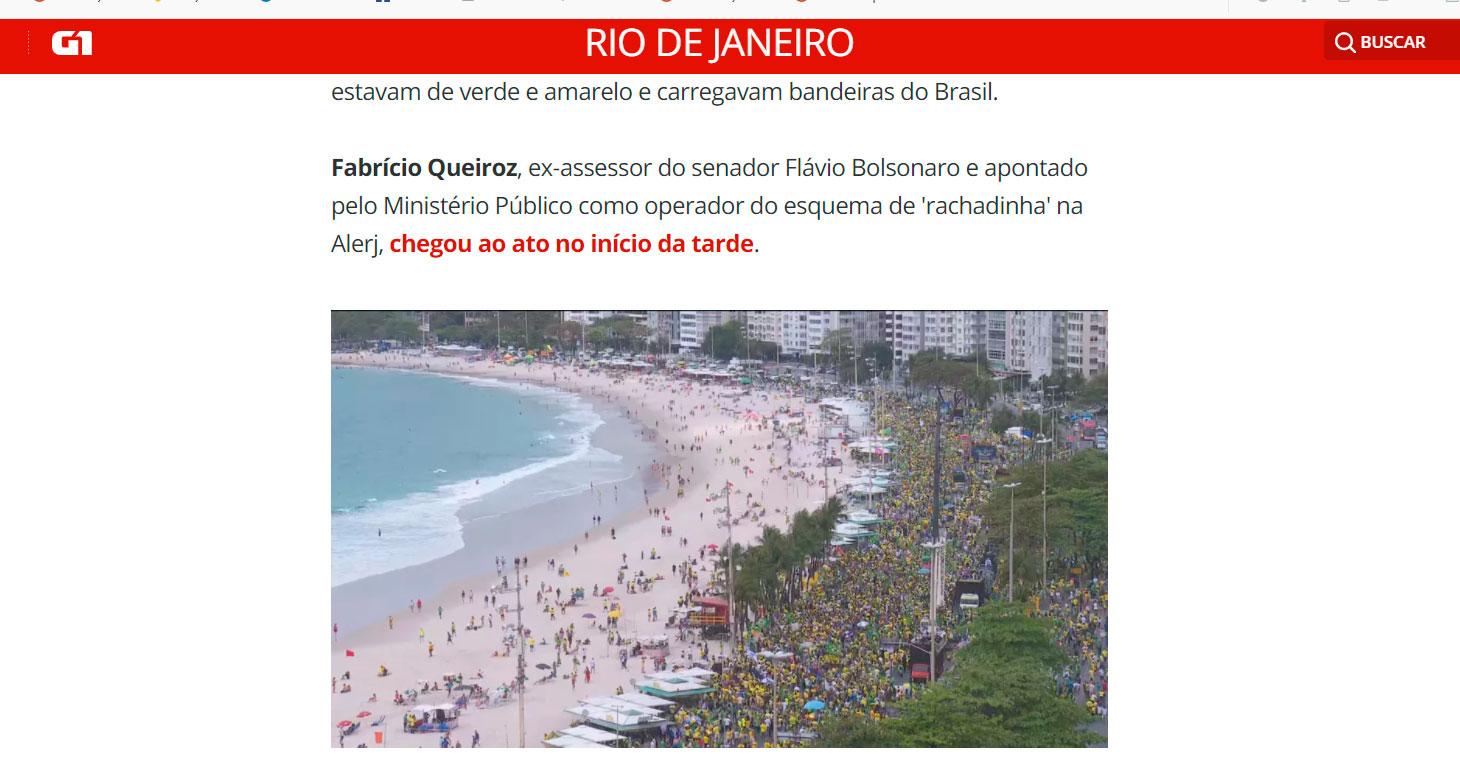 Rede Globo Bolsonaro