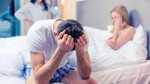 Homem foi condenado por levar a amante para dentro da casa onde vivia com a mulher e os filhos Foto: Arquivo