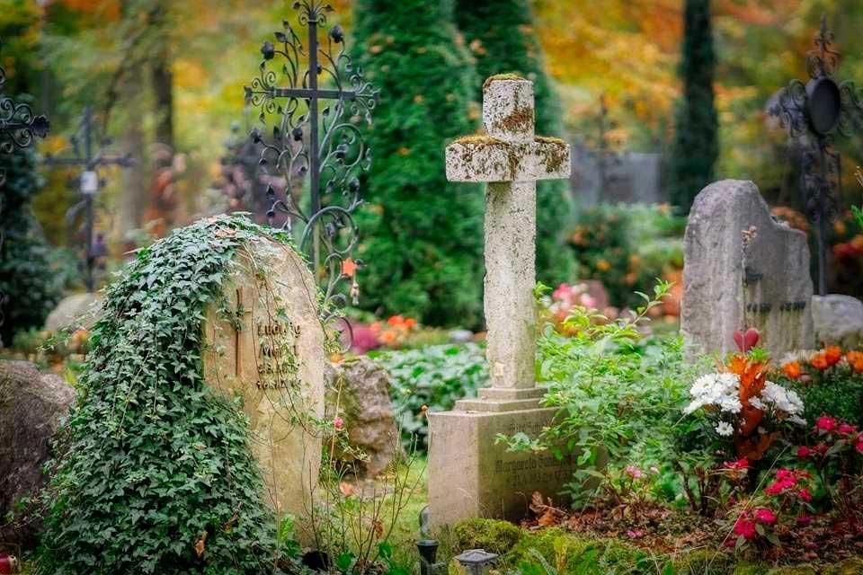 Restos mortais de homem desapareceram em cemitério de Ervália Foto Foto: Pixabay/reprodução