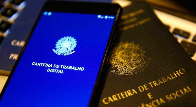 Brasil soma mais de 1,8 milhão de contratações formais em 2021 MARCELO CAMARGO/AGÊNCIA BRASIL - 24.06.2021