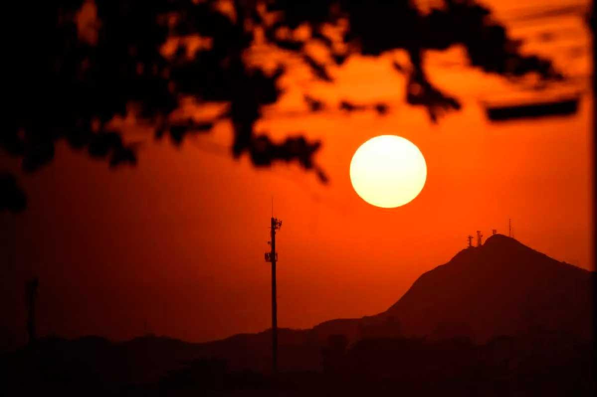 Minas 40 graus: calorão atinge Triângulo Mineiro, e BH pode ter recorde Foto Foto: Alex de Jesus / O Tempo