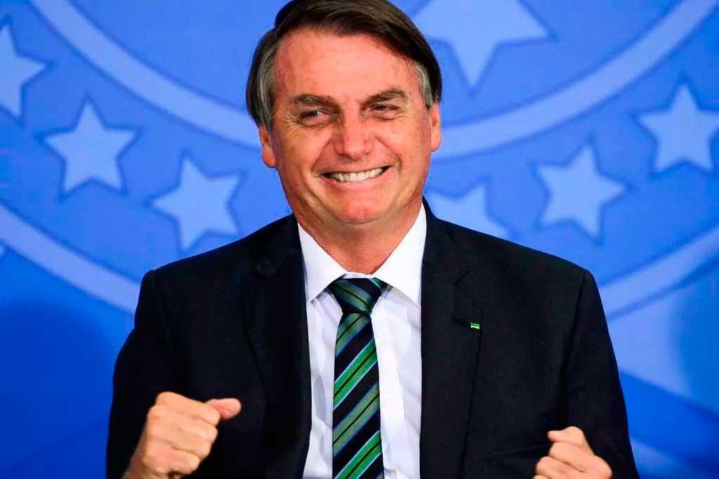 O presidente Jair Bolsonaro alegou falta de verba Foto Foto: Marcelo Camargo/Agência Brasil