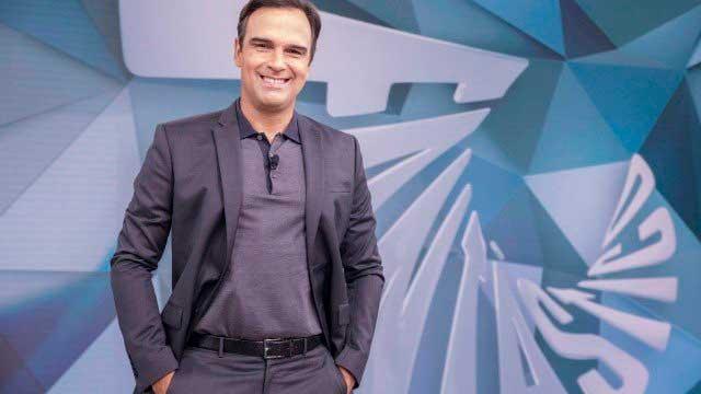 Tadeu Schmidt vai assumir o 'BBB' Foto: JOAO COTTA
