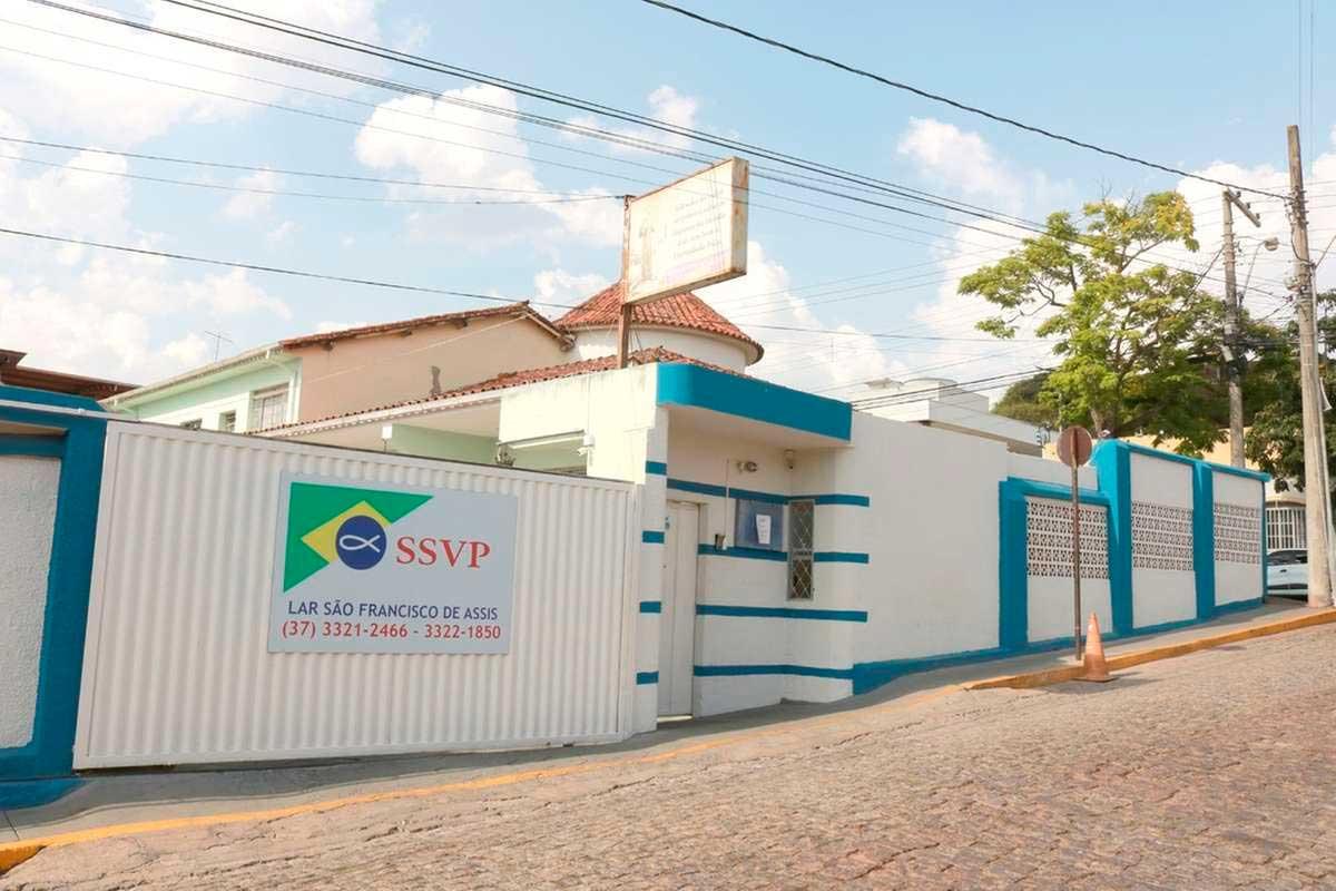 Até agora, um idoso morreu em decorrência do surto de Covid em asilo de Formiga Foto Foto: Prefeitura de Formiga/Reprodução/Facebook