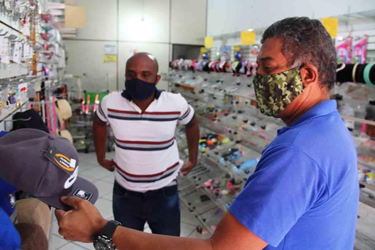 01 06 2020 O uso da máscara passa ser obrigatório dentro de qualquer estabelecimento comercial (3)