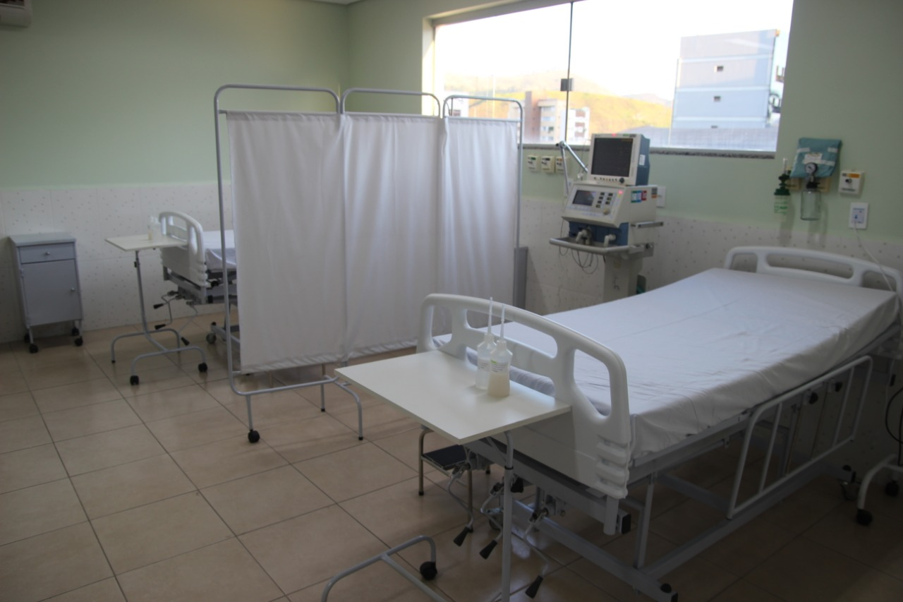 02 06 2020 SAÚDE Prefeiutura de Fabriciano entrega 40 leitos para tratar Covid19 (1)
