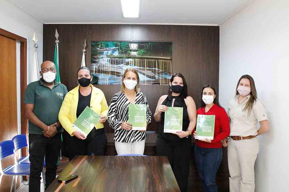 ABA entrega Diagnóstico Situacional da Pessoa Idosa em Santana do Paraíso (2)