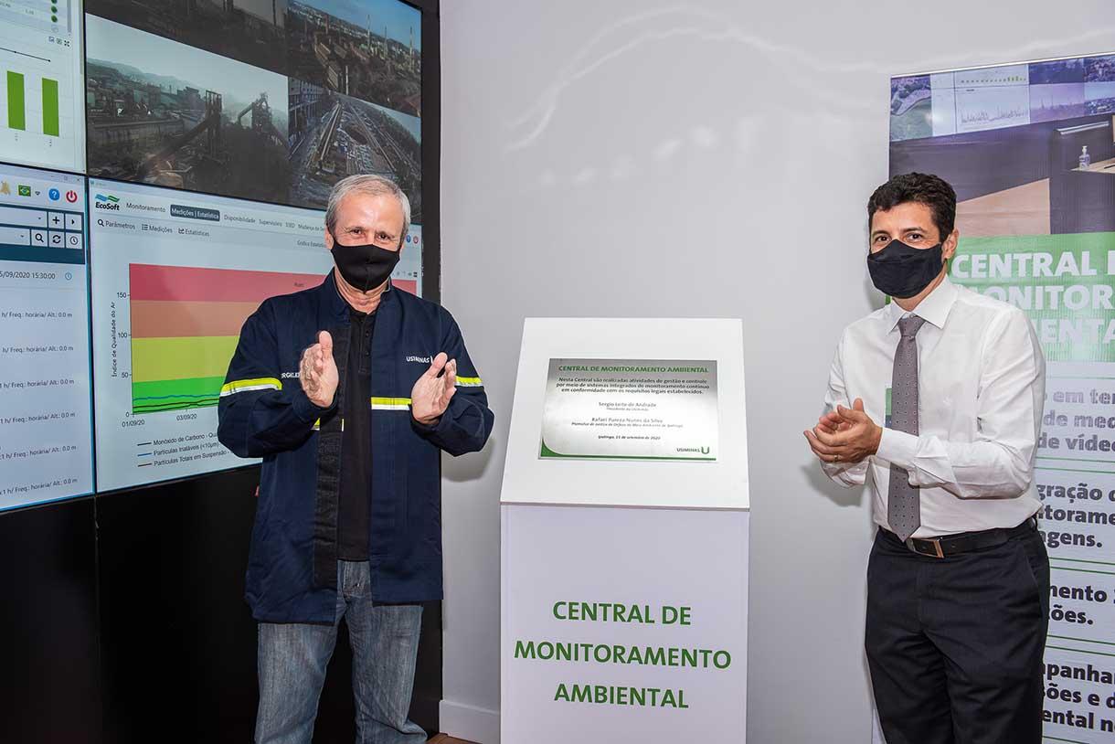 Central de Monitoramento Ambiental 3 - Elvira Nascimento