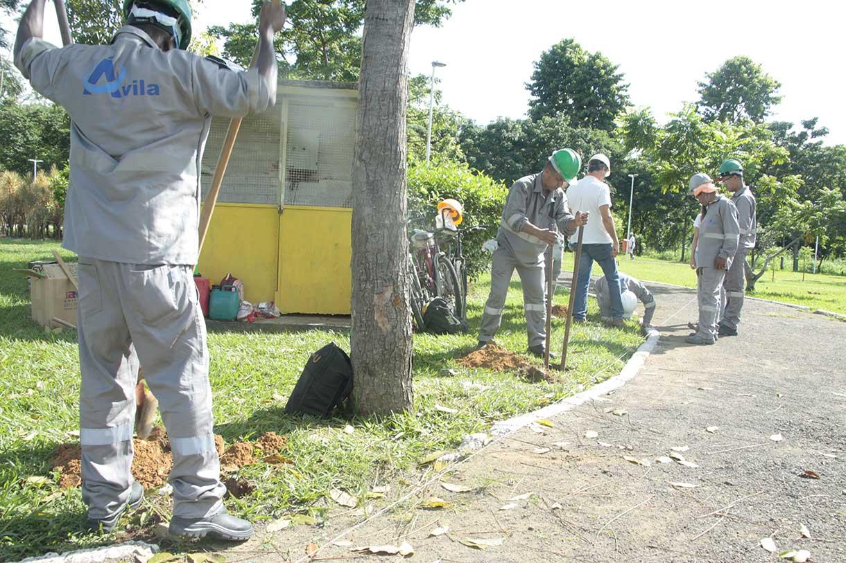 Construção-de-quiosques-no-Parque-Ipanema
