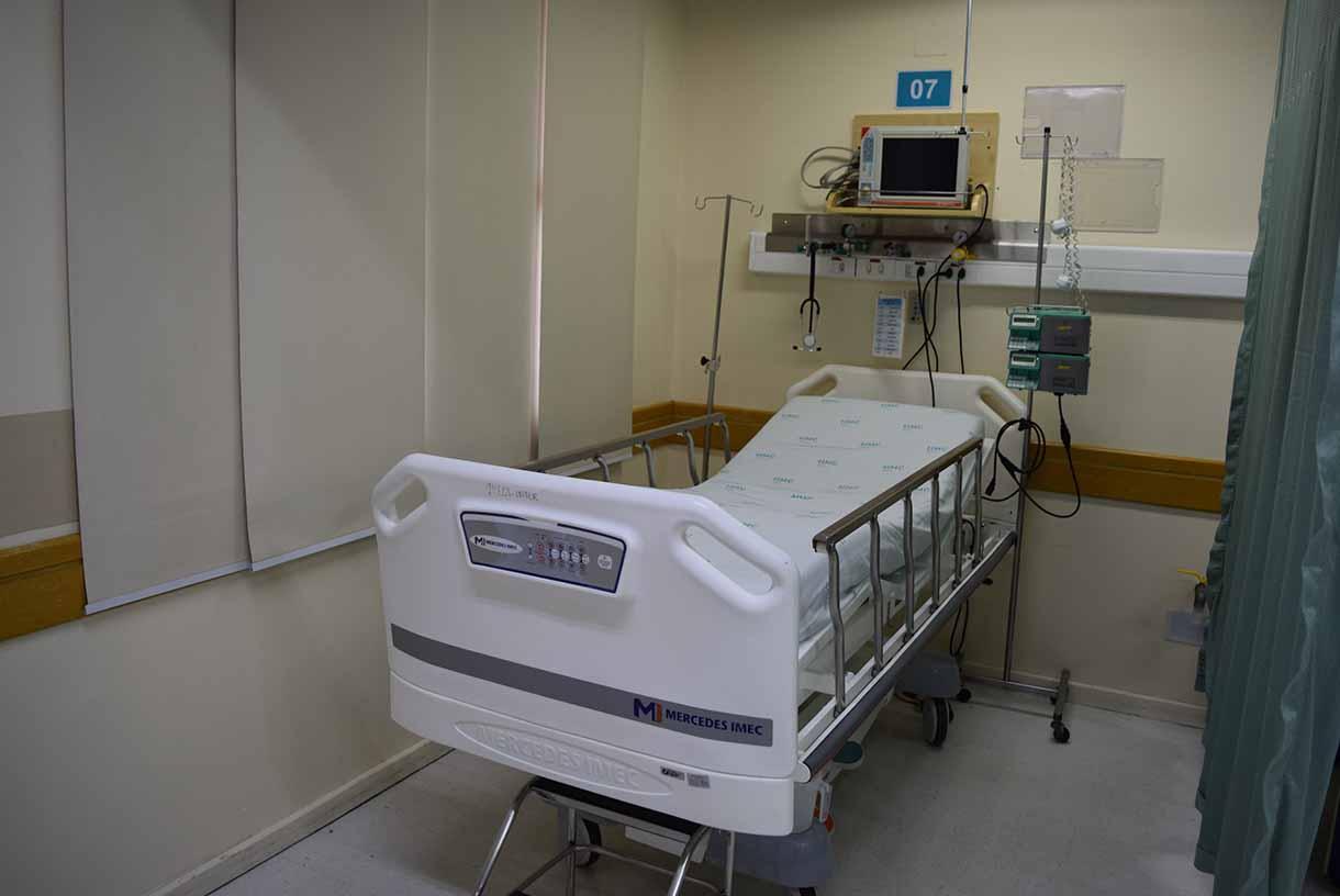 Já está em pleno funcionamento os 10 novos leitos de Unidade de Terapia Intensiva Adulto (UTI) no Hospital Márcio Cunha (HMC). (Foto: divulgação)