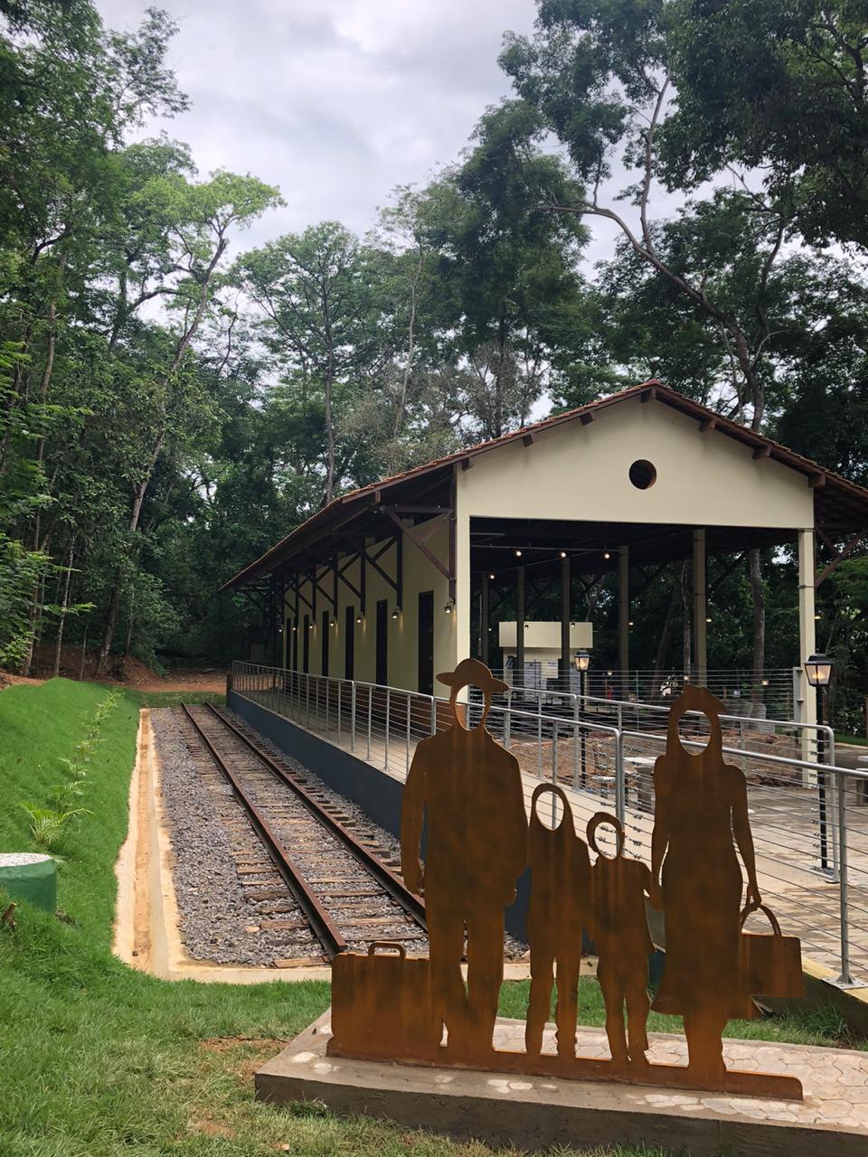 Estação Pedra Mole - Ipatinga - dez19