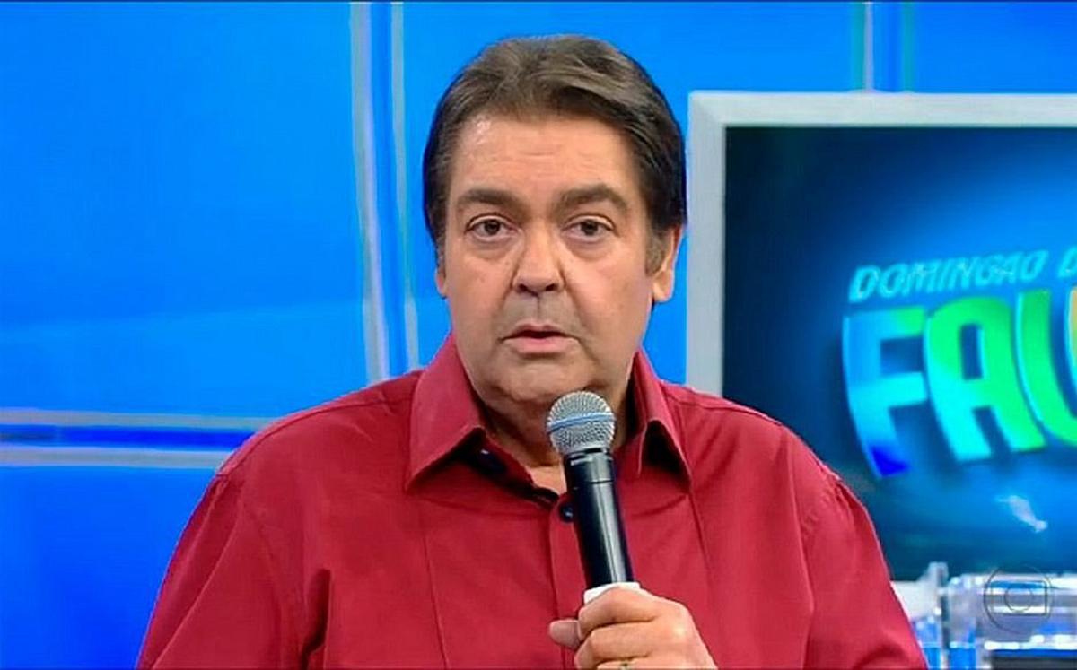 Faustão- Foto: Reprodução/Globo