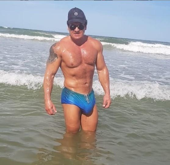 Gilberto ribeiro (Foto: reprodução rede sociais / Instagram)