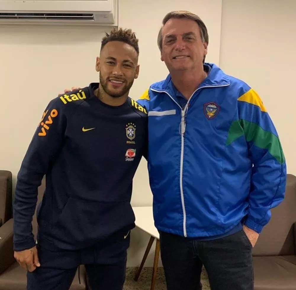 Foto: Reprodução/Twitter Oficial Jair Bolsonaro