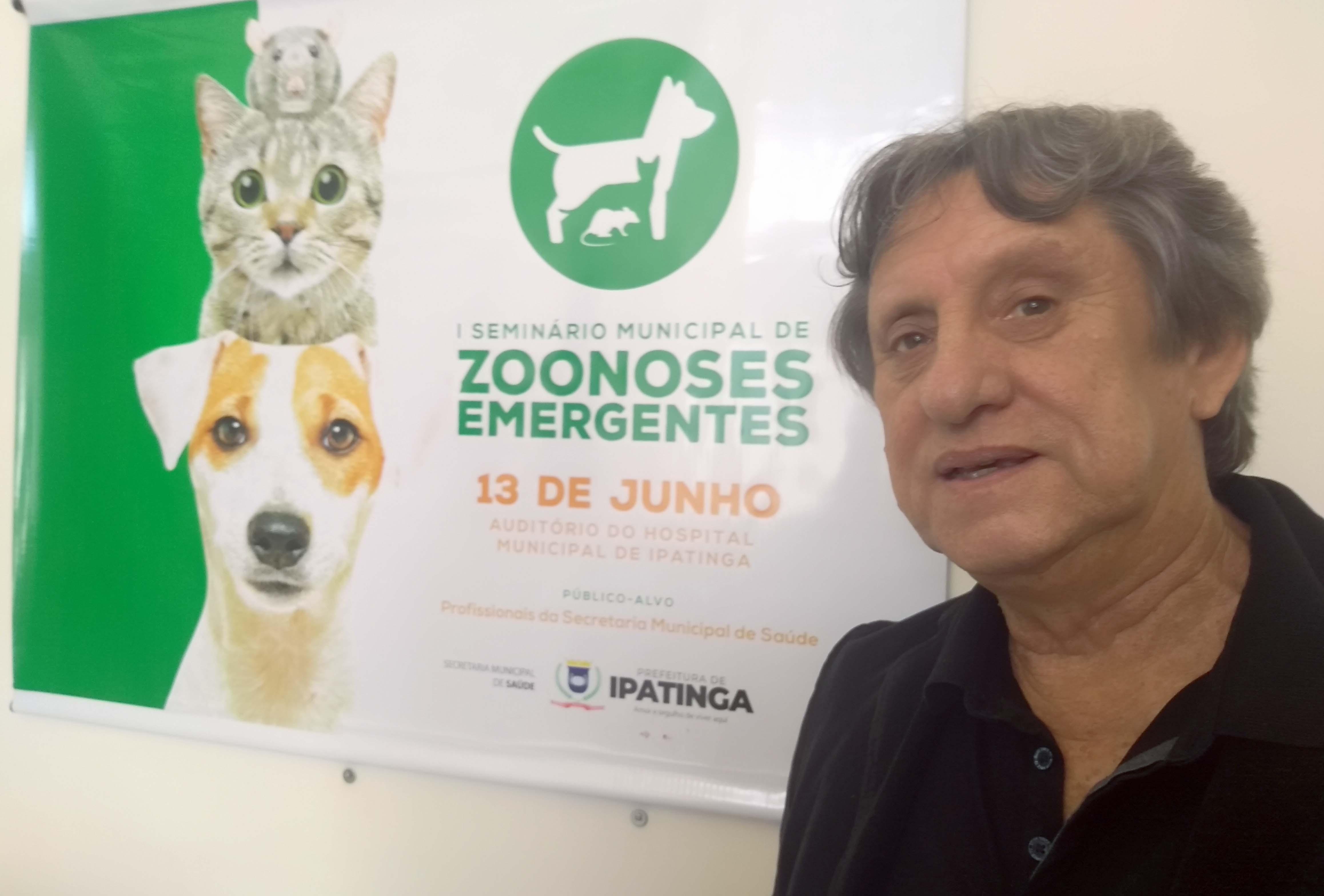 Pesquisador da Fiocruz, Edelberto Santos. (Foto: divulgação)